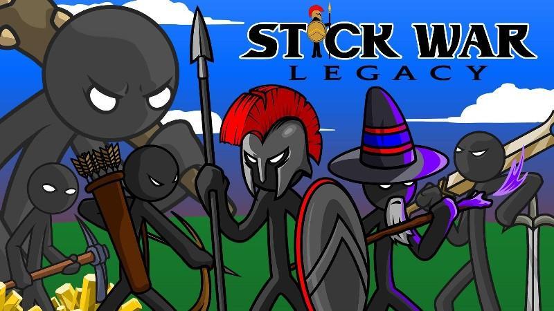 Stick War Legacy APK MOD imagen 1