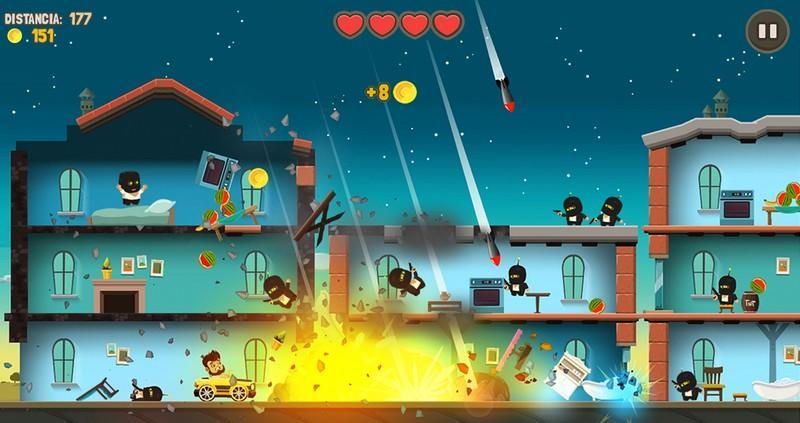 Aliens Drive Me Crazy APK MOD imagen 3