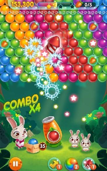 Bunny Pop APK MOD imagen 2