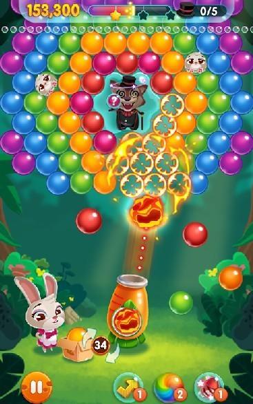Bunny Pop APK MOD imagen 3