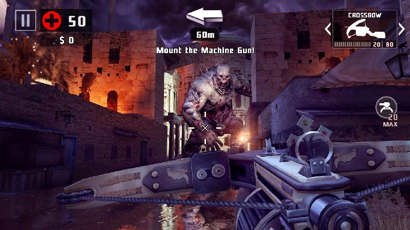 Dead Trigger 2 First Person Zombie Shooter Game APK MOD imagen 1