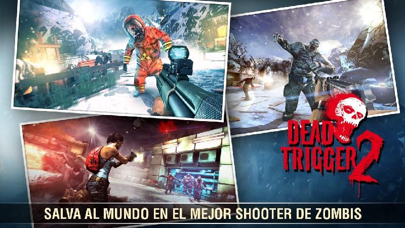 Dead Trigger 2 First Person Zombie Shooter Game APK MOD imagen 3