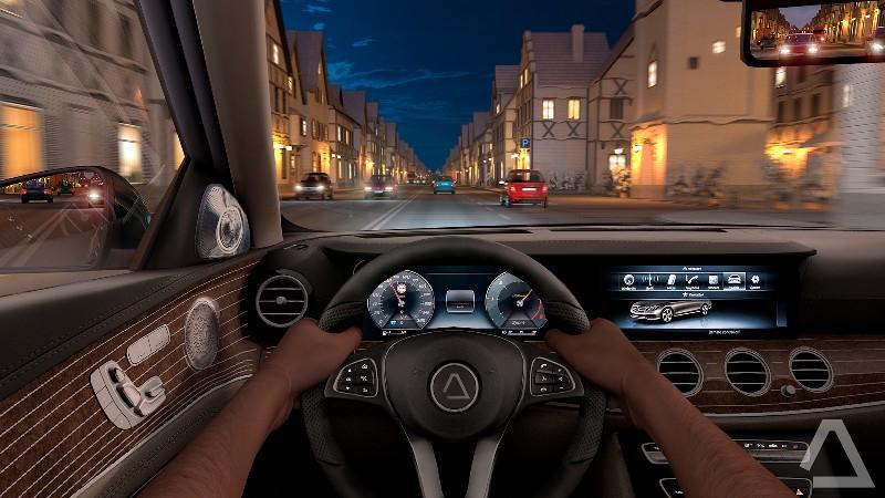 Driving Zone Germany APK MOD imagen 2