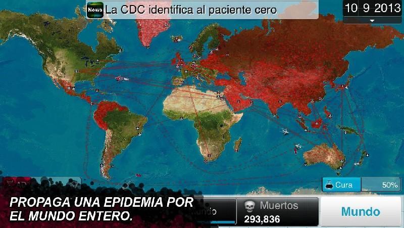 Plague Inc APK MOD imagen 2