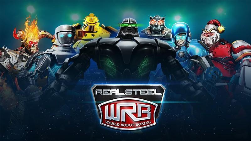 Real Steel World Robot Boxing APK MOD imagen 1