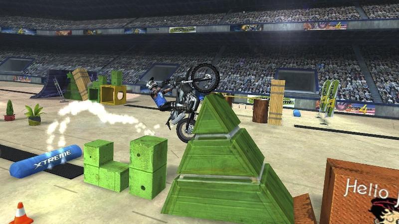 Trial Xtreme 4 APK MOD imagen 4