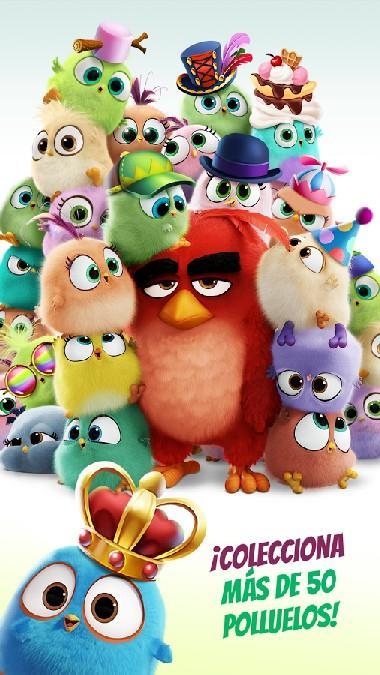 Angry Birds Match APK MOD imagen 1