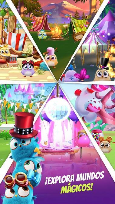 Angry Birds Match APK MOD imagen 3