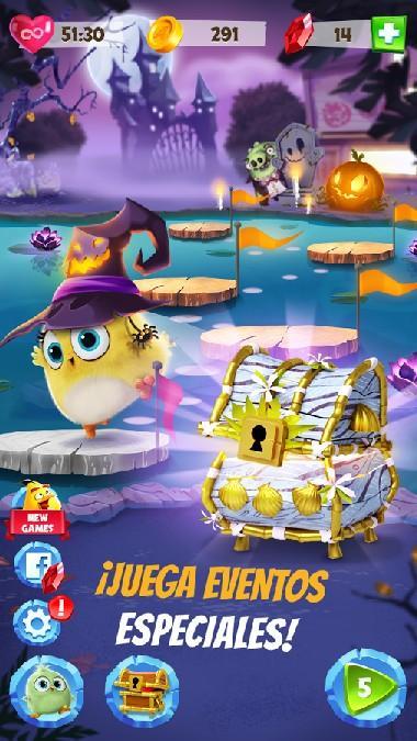 Angry Birds Match APK MOD imagen 4