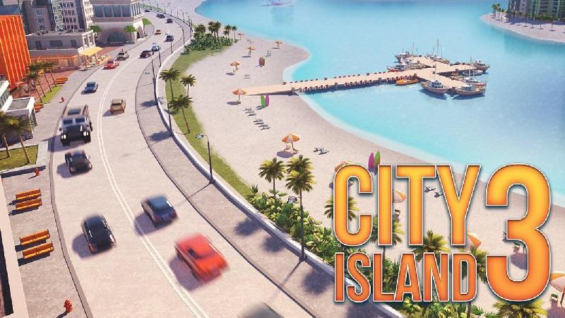 City Island 3 Building Sim APK MOD imagen 1