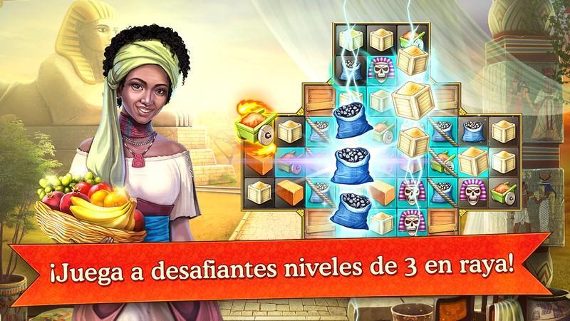 Cradle of Empires APK MOD imagen 1