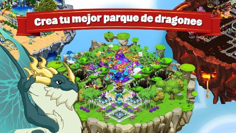 DragonVale APK MOD imagen 4
