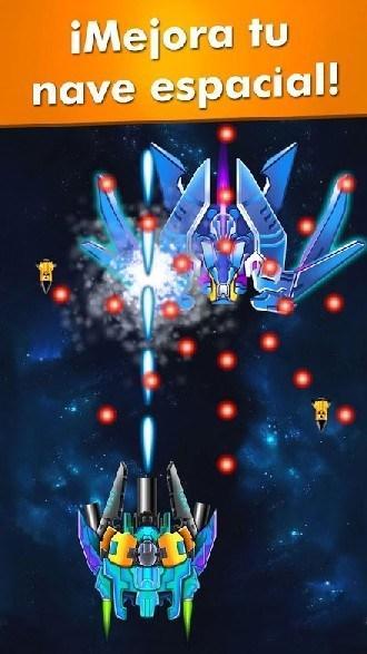Galaxy Attack Alien Shooter APK MOD imagen 3