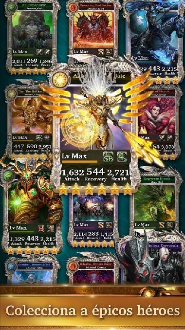 Legendary Game of Heroes APK MOD imagen 3