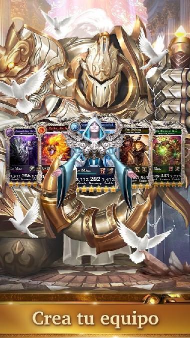 Legendary Game of Heroes APK MOD imagen 4