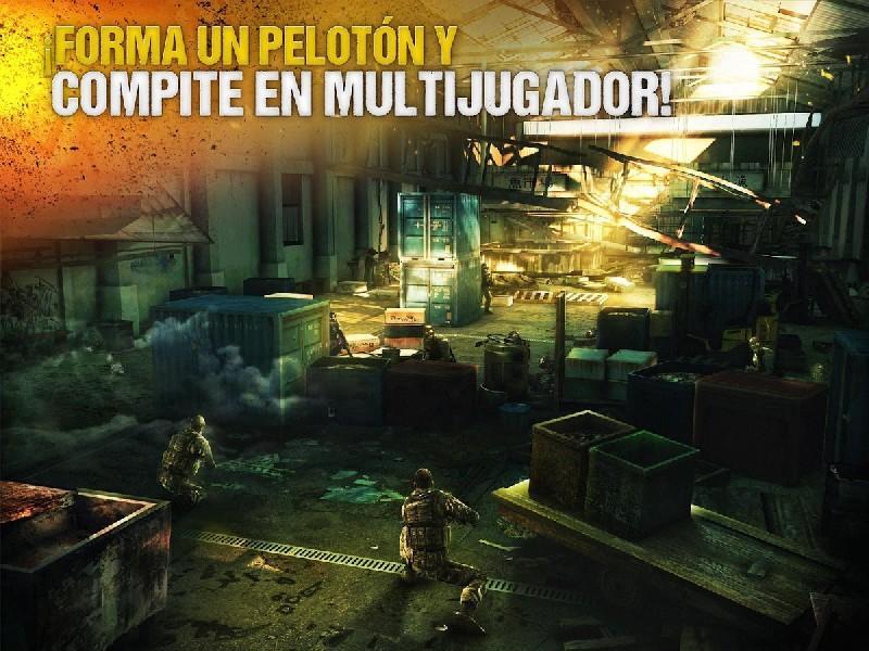 Modern Combat 5 eSports FPS APK MOD imagen 3