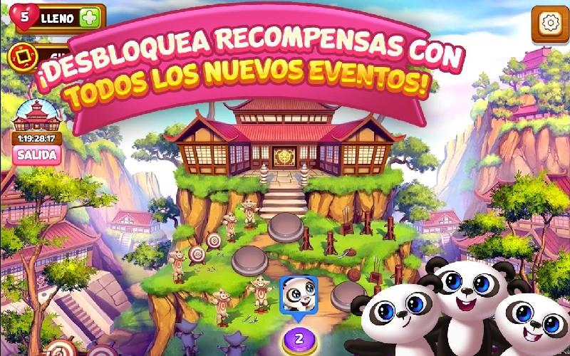 Panda Pop APK MOD imagen 5