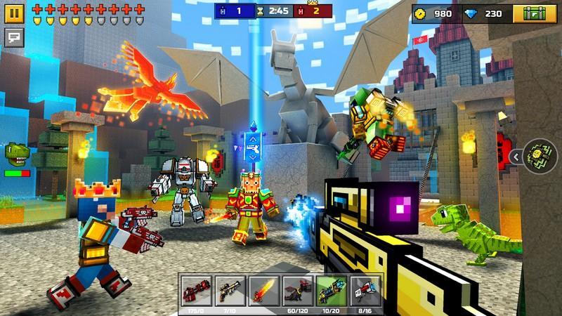 Pixel Gun 3D APK MOD imagen 3