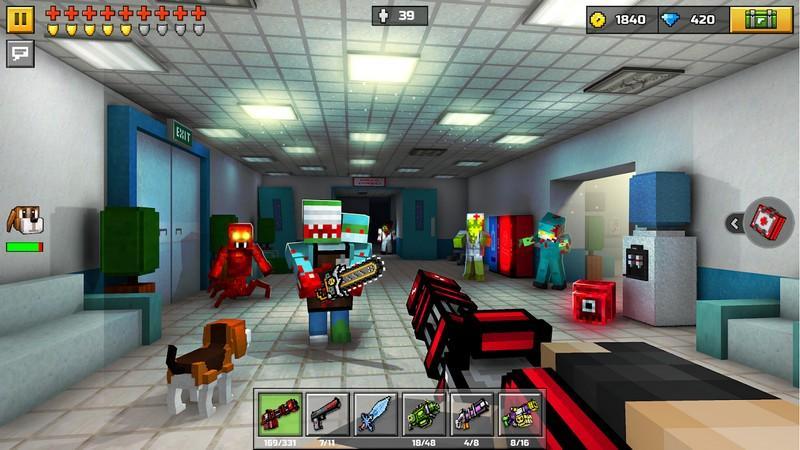 Pixel Gun 3D APK MOD imagen 4