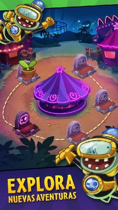 Plants vs Zombies Heroes APK MOD imagen 4