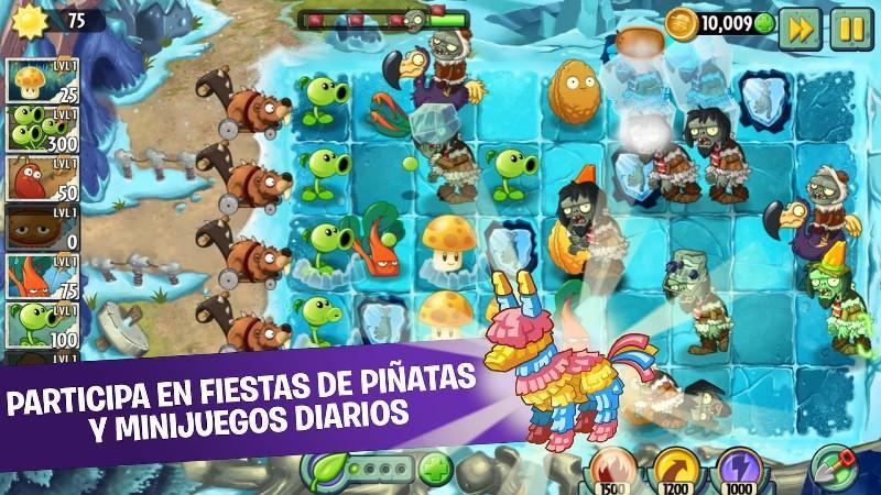 Plants vs. Zombies™ 2 APK MOD imagen 2