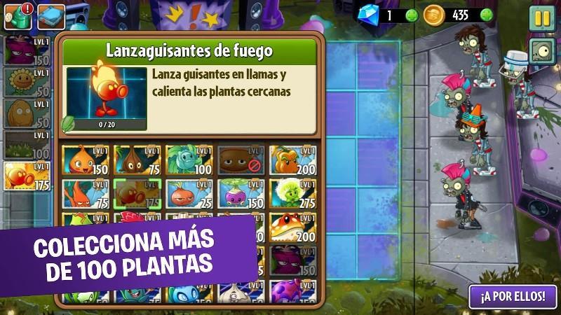 Plants vs. Zombies™ 2 APK MOD imagen 3