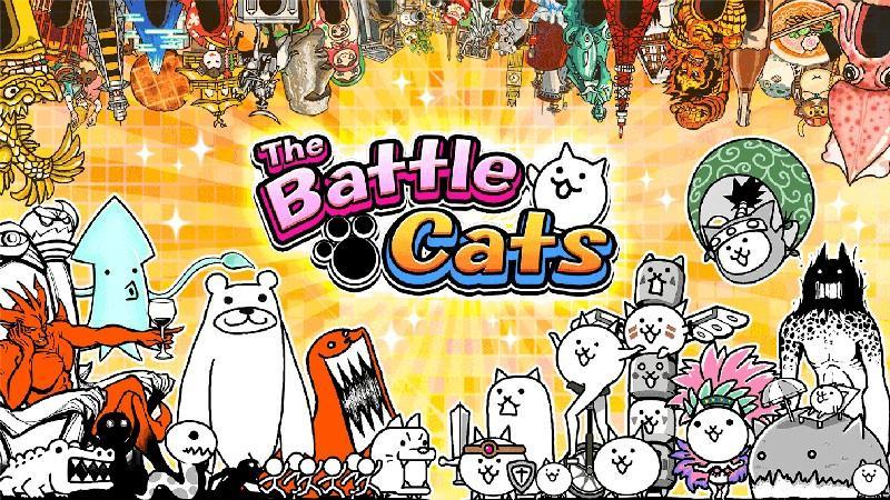 The Battle Cats APK MOD imagen 1