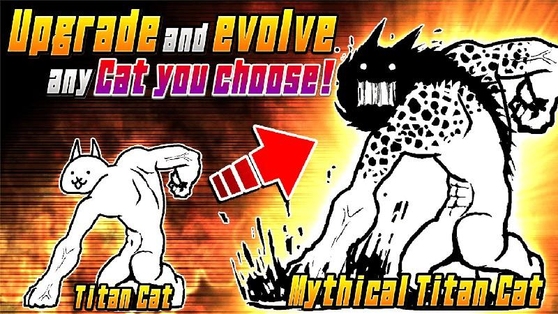 The Battle Cats APK MOD imagen 4