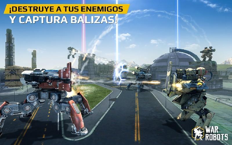War Robots APK MOD imagen 3