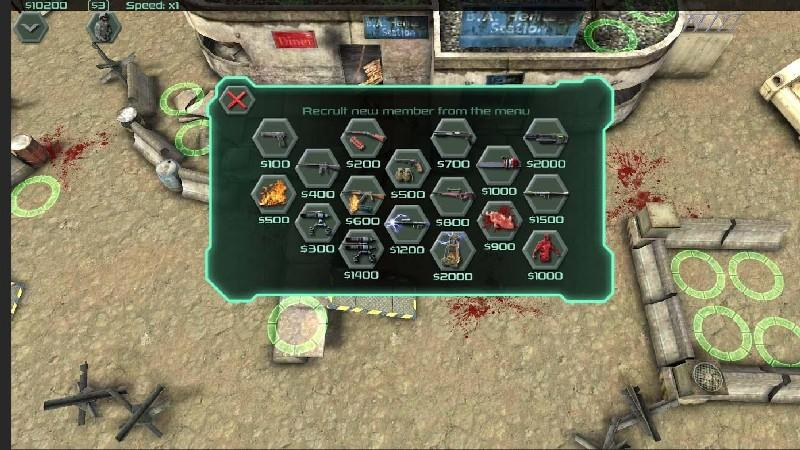 Zombie Defense APK MOD imagen 1