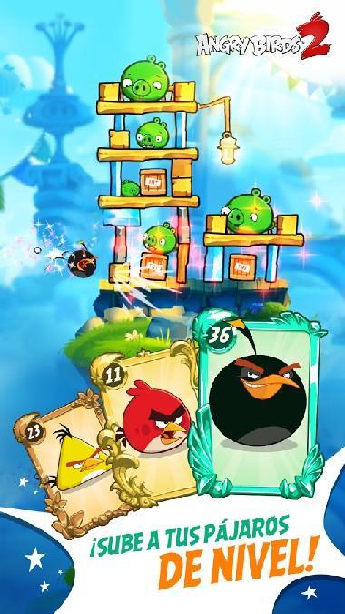 Angry Birds 2 APK MOD imagen 1