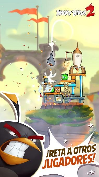 Angry Birds 2 APK MOD imagen 2
