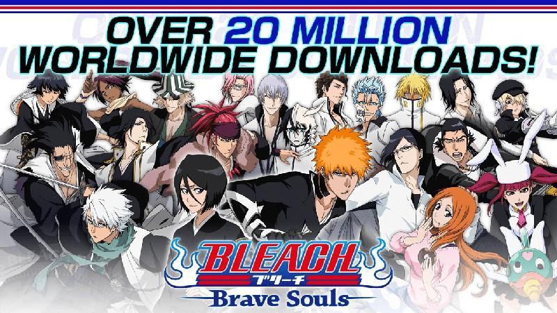 BLEACH Brave Souls APK MOD imagen 1