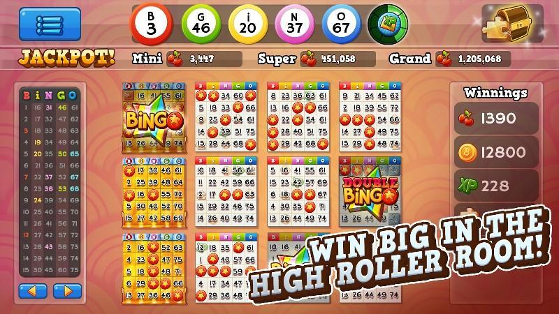 Bingo Pop APK MOD imagen 1