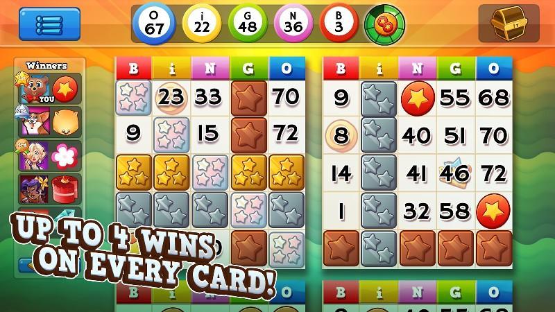 Bingo Pop APK MOD imagen 2