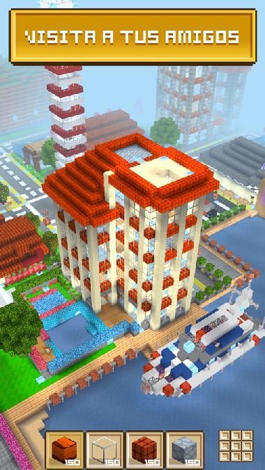 Block Craft 3D: Building Game APK MOD imagen 3