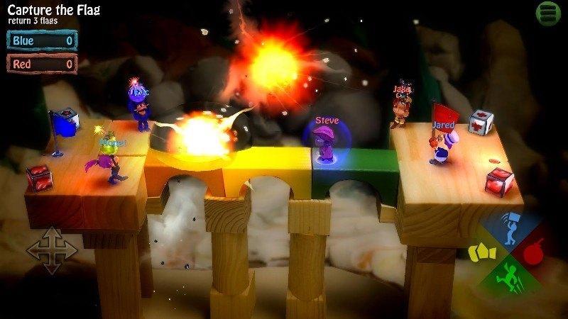 BombSquad APK MOD imagen 1