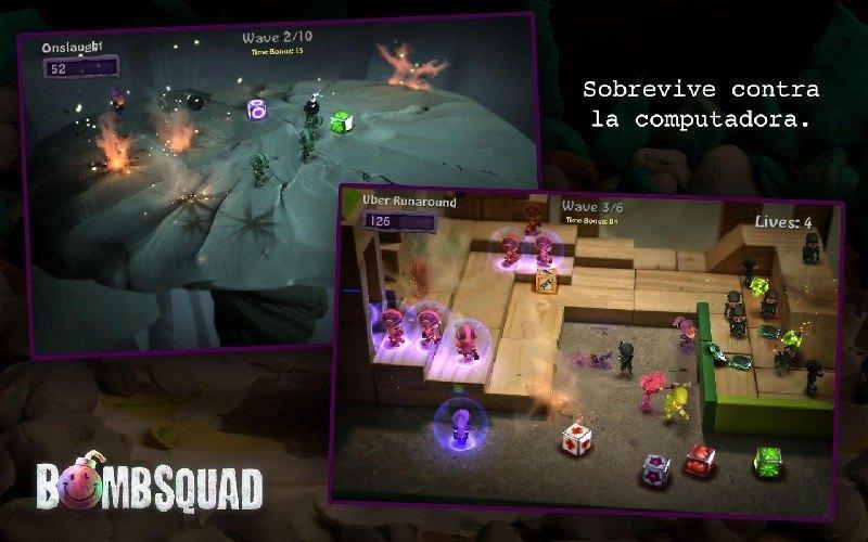 BombSquad APK MOD imagen 3