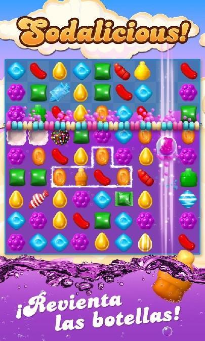 Candy Crush Soda Saga APK MOD imagen 1