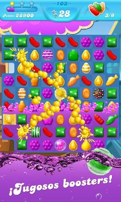 Candy Crush Soda Saga APK MOD imagen 2