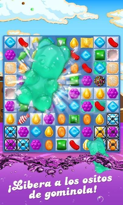 Candy Crush Soda Saga APK MOD imagen 3