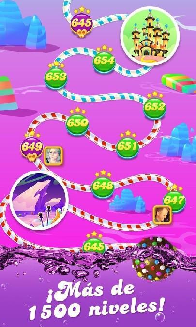 Candy Crush Soda Saga APK MOD imagen 4