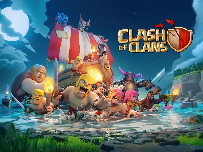 Clash of Clans APK MOD imagen 1