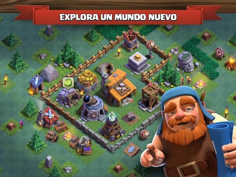 Clash of Clans APK MOD imagen 2