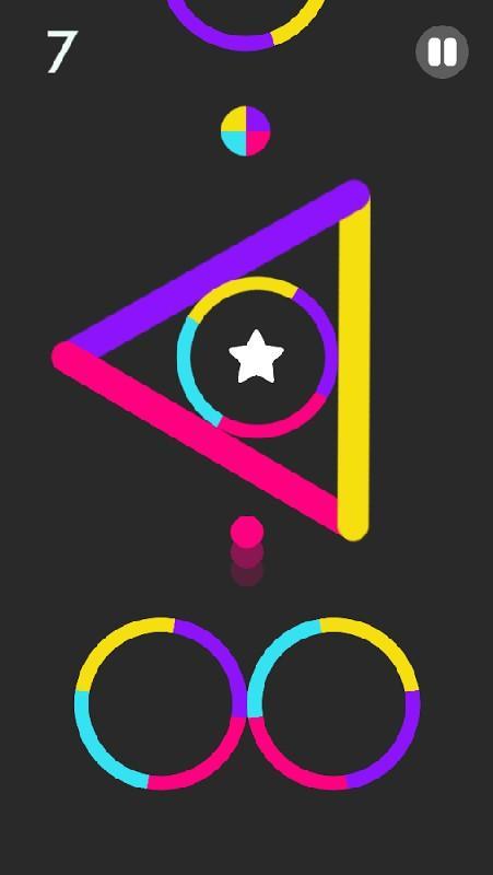 Color Switch APK MOD imagen 3