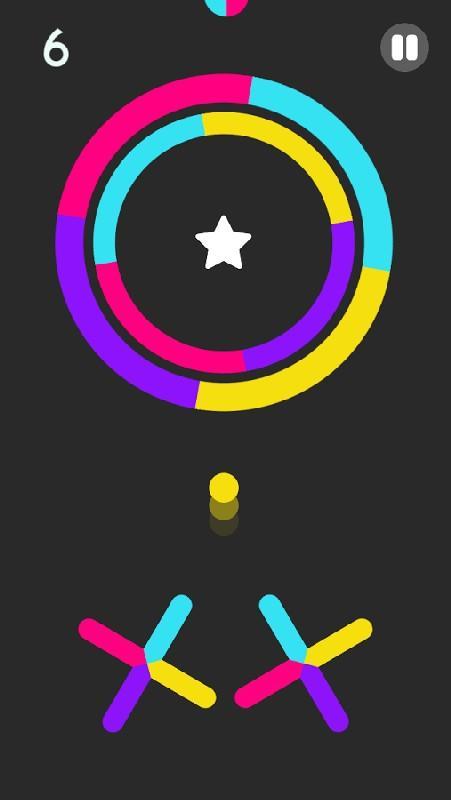 Color Switch APK MOD imagen 4