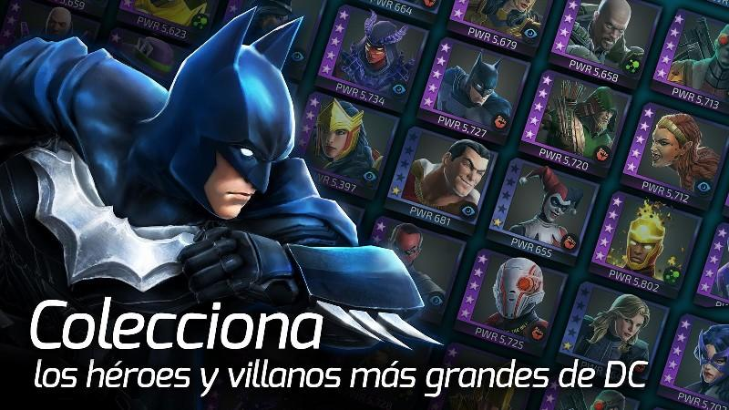 DC Legends Battle for Justice APK MOD imagen 1