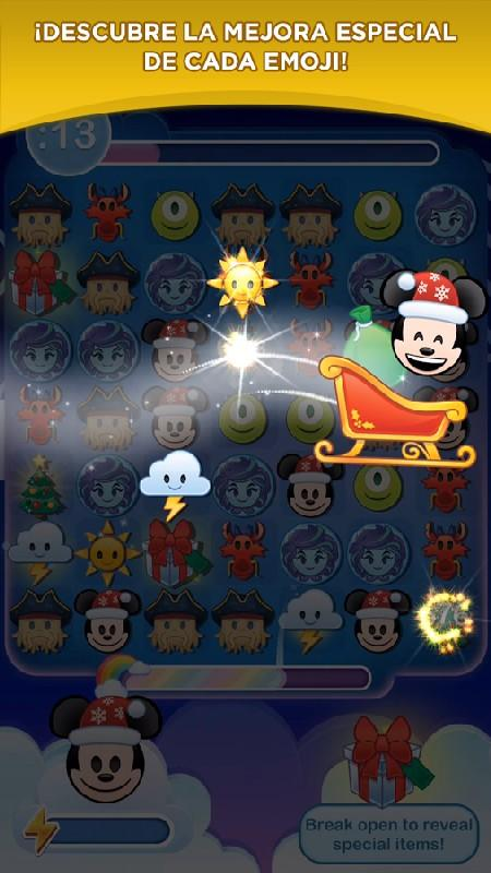 Disney Emoji Blitz with Pixar APK MOD imagen 3