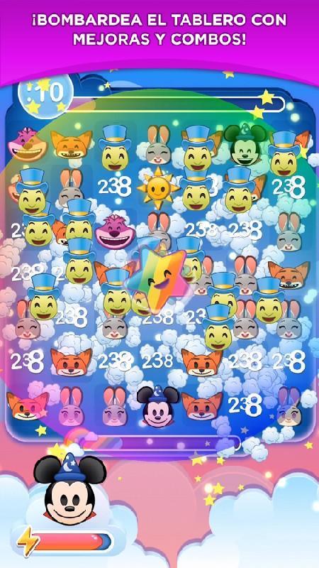 Disney Emoji Blitz with Pixar APK MOD imagen 4