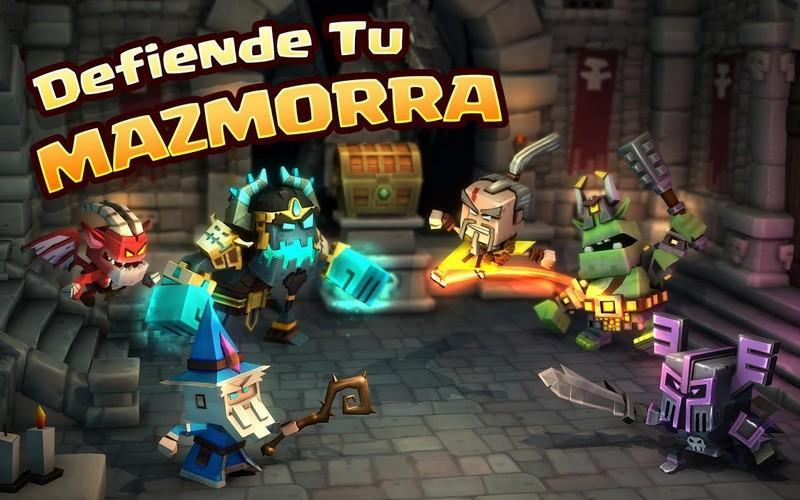 Dungeon Boss APK MOD imagen 3